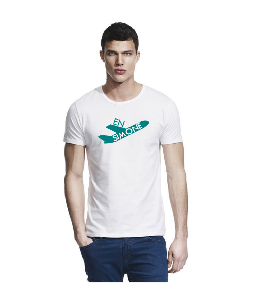 T-Shirt En avion simone